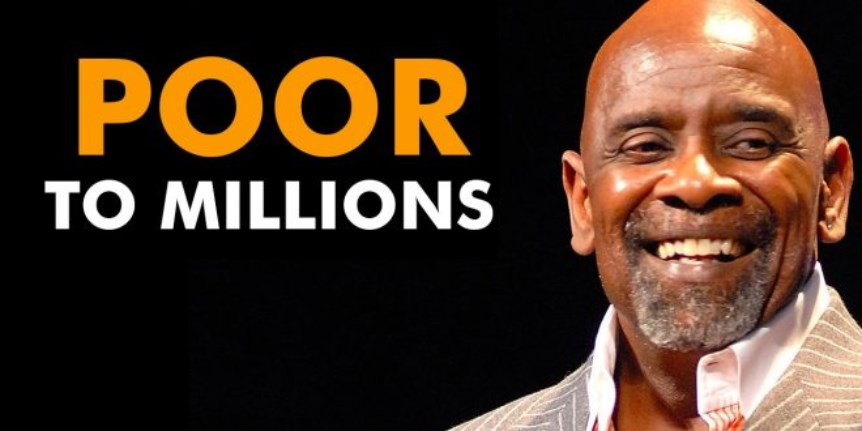Chris Gardner-Poor to Millions